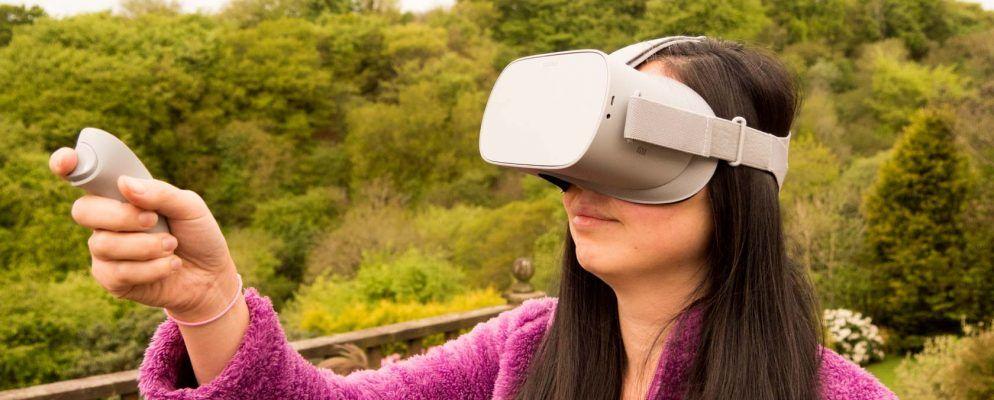 Oculus Go: Die beste mobile VR, die nicht einmal ein mobiles