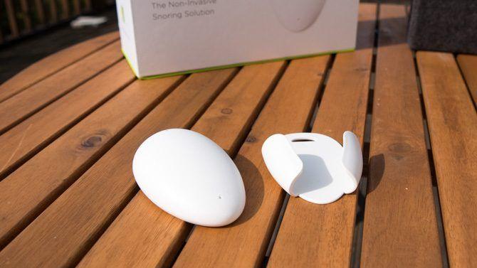 Smart Nora's Pebble sensor