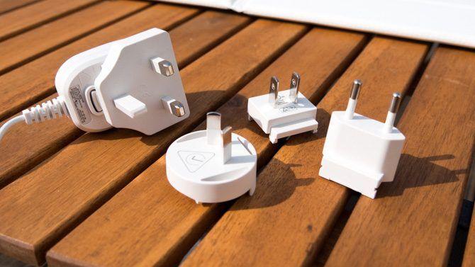 Smart Nora plug adaptors are much appreciated