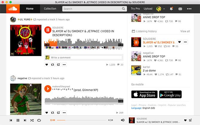 The 5 Best Free SoundCloud Desktop Apps for Mac