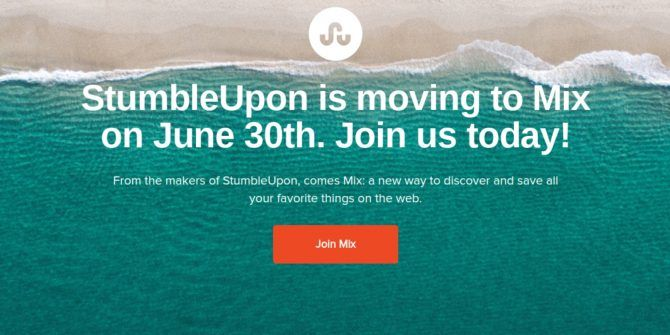 StumbleUpon Is Shutting Down After 16 Years
