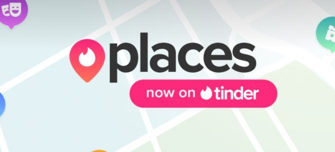 Tinder Places Matches You Based on Location