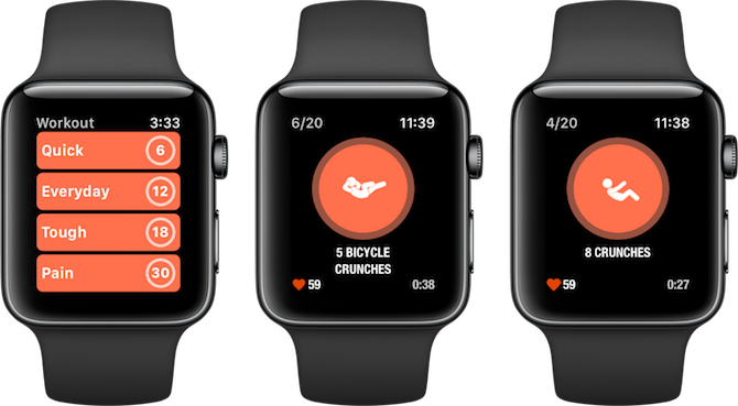 Apple Watch Fitness Apps Streaks Workouts