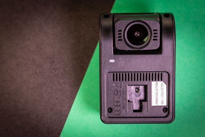 The Aukey Dual Dashcam Deters Dangerous Drivers (Review and Giveaway!) Aukey Dash Cam 5