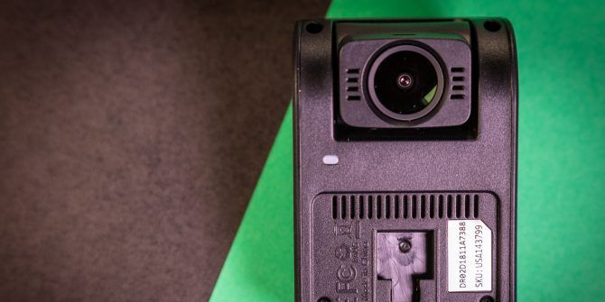The Aukey Dual Dashcam Deters Dangerous Drivers (Review and Giveaway!)