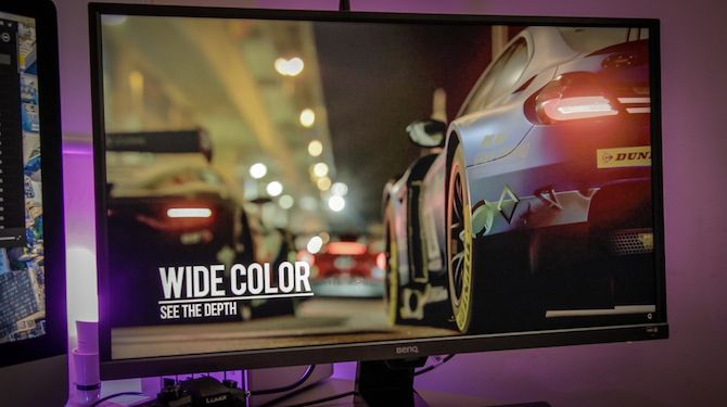 BenQ EW3270U Review: Making 4K HDR Affordable For All BenQ EW3270U Monitor 16