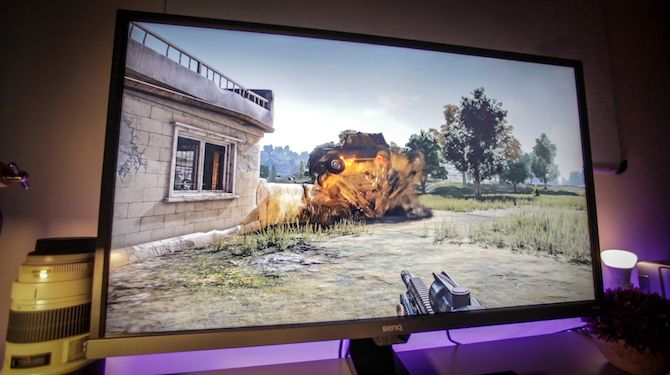 BenQ EW3270U Review: Making 4K HDR Affordable For All BenQ EW3270U Monitor 22