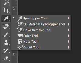 photoshop eyedropper