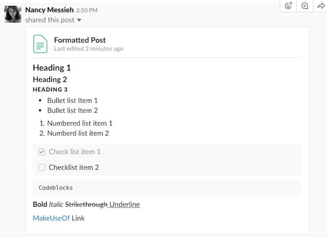 tips to declutter format customize slack