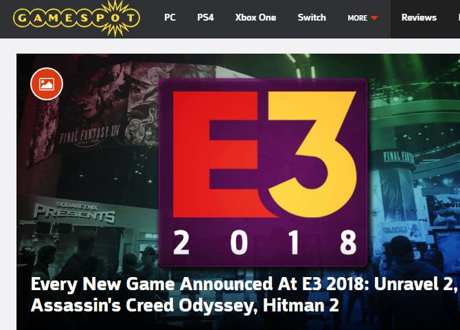 The 7 Best Gaming News Sites and Game Review Sites | MakeUseOf