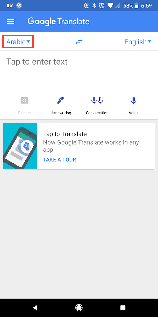 How to Download Google Translate Languages for Offline Use
