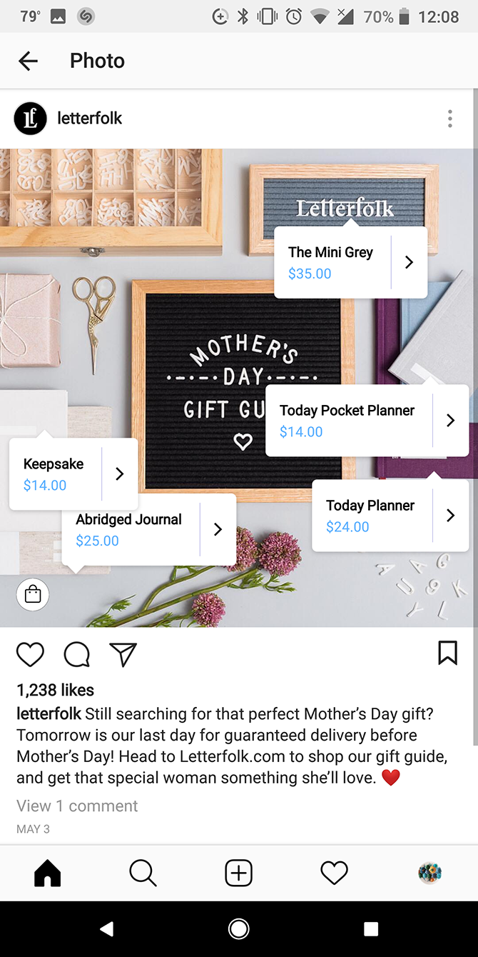 How to Purchase Items Found in Instagram Posts and Stories
