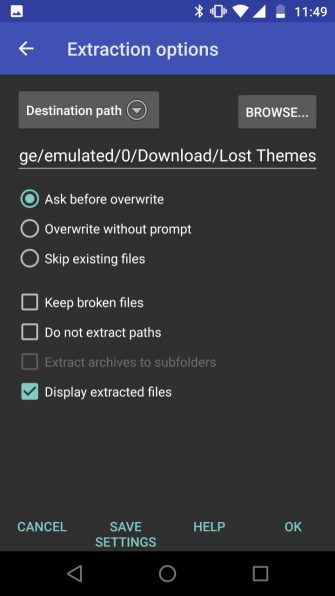 The Best RAR File Extractor for Android