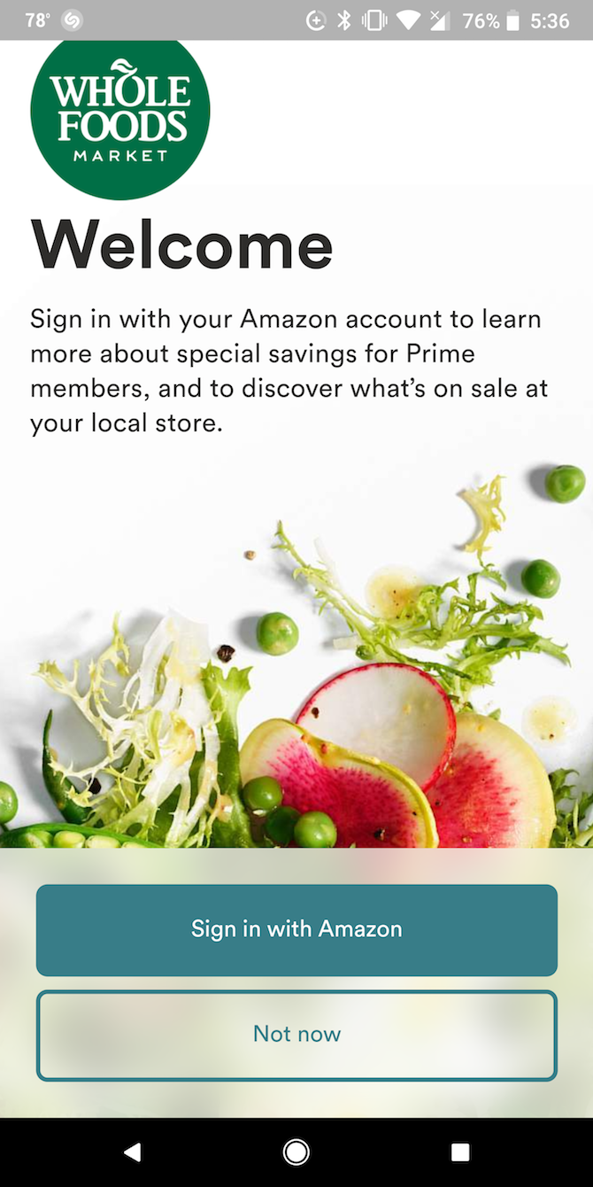 How To Use Amazon Prime At Whole Foods
