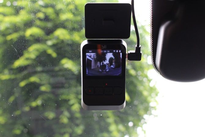 Yi Mini Dashcam: Yi Continues to Dominate the Budget End of Everything Yi Mini Dashcam 7