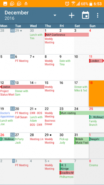 The 8 Best Free Calendar Apps for Android