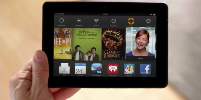 Amazon Kills Mayday Support for Fire Tablets