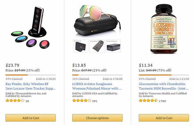 Amazon Lightning ponude