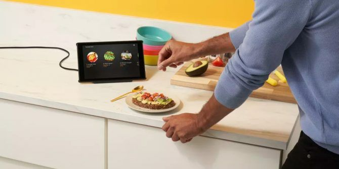 Amazon Wants to Turn Your Fire Tablet Into an Echo Show