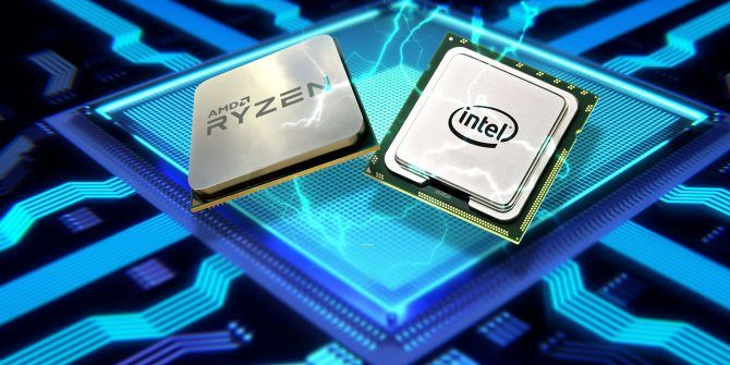 The CPU Showdown: AMD vs  Intel (Ryzen vs  Coffee Lake Comparison)