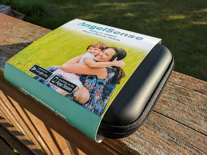 AngelSense Is the Perfect Tracker for Parents of Special Needs Children angelsense pouch