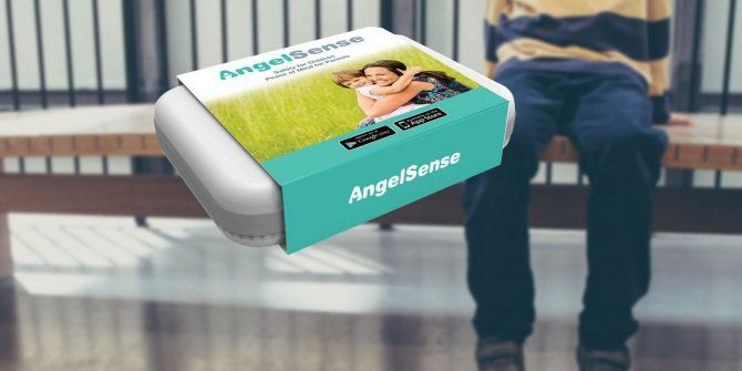 AngelSense Is the Perfect Tracker for Parents of Special Needs Children