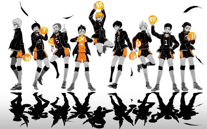 Çeşitli Windows 10 Anime teması