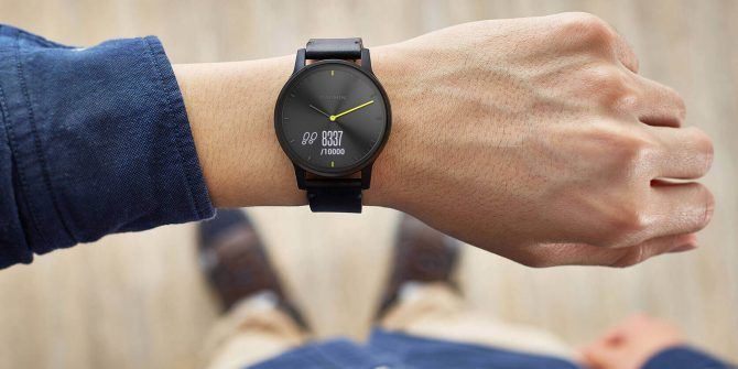 The Best Hybrid Smartwatch for Fitness Tracking and Notifications