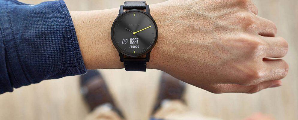 die beste hybrid smartwatch f r fitness tracking und. Black Bedroom Furniture Sets. Home Design Ideas