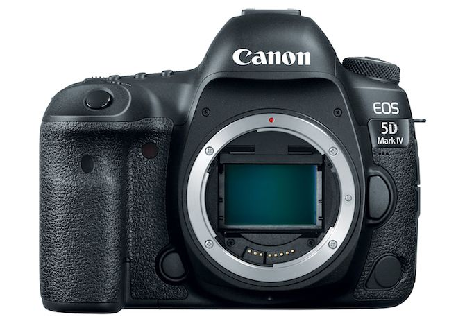 canon full-frame camera