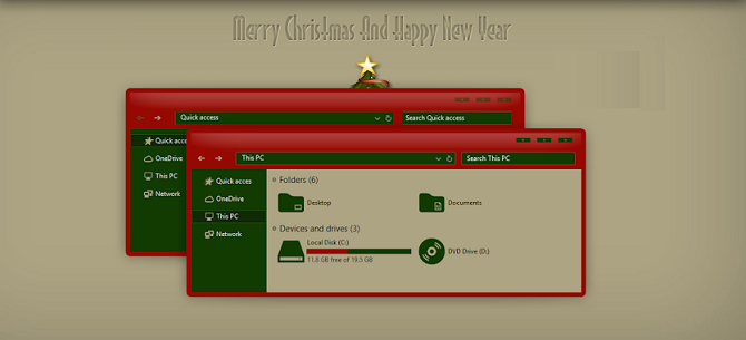 8 windows 10 christmas theme rege special