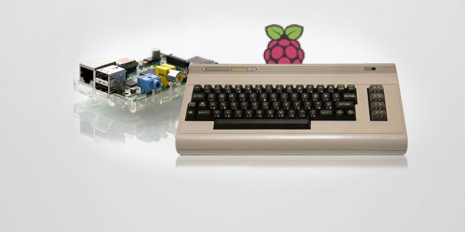 How to Build a Commodore 64 Mini Using a Raspberry Pi