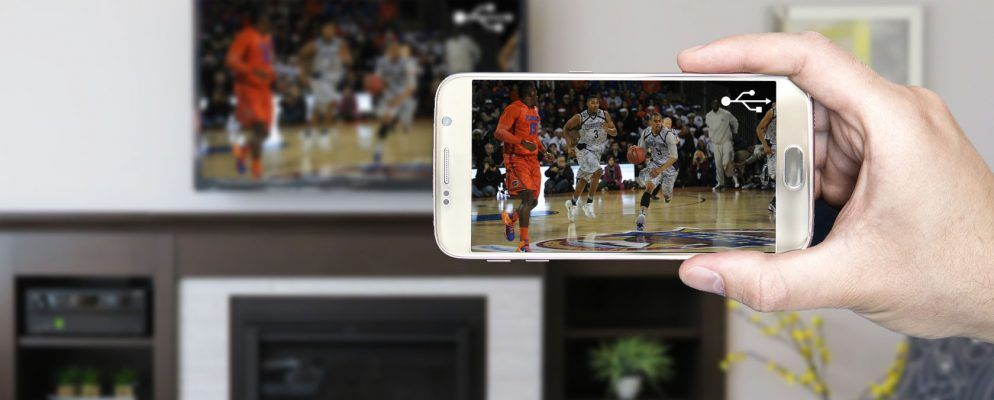 Play music from phone to tv wirelessly