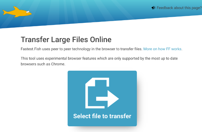 free web apps transfer large files
