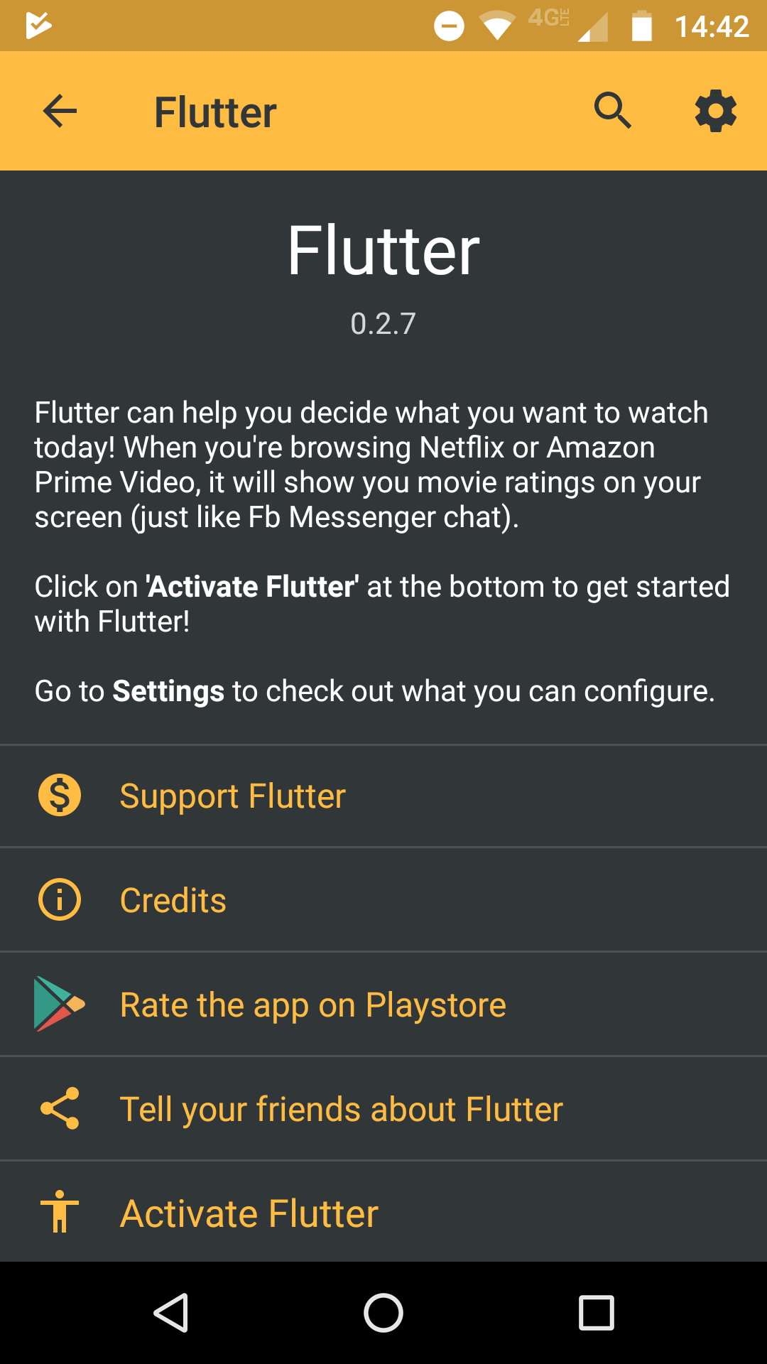 How to Get IMDb Ratings in the Netflix App on Android
