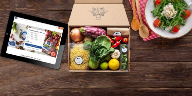 7 Ways to Get Fresh and Healthy Meals Delivered to Your Home
