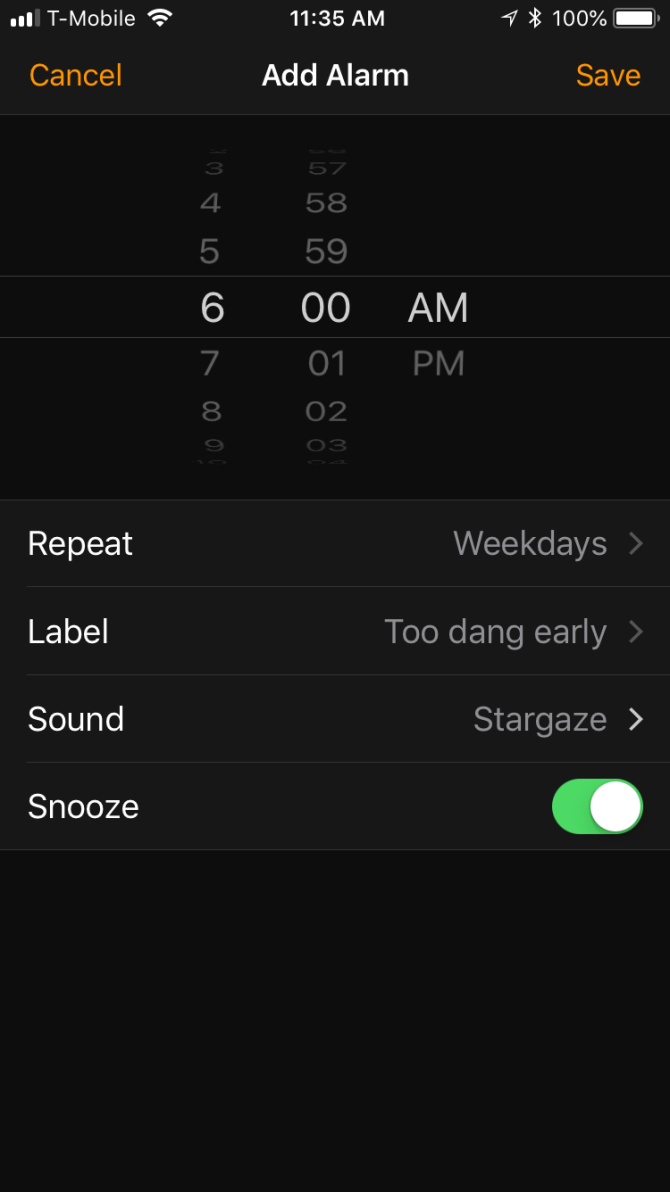 Why the iPhone Clock App Is the Only Alarm Clock App You Need