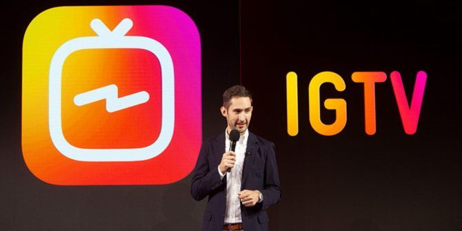 Instagram Launches IGTV to Rival YouTube