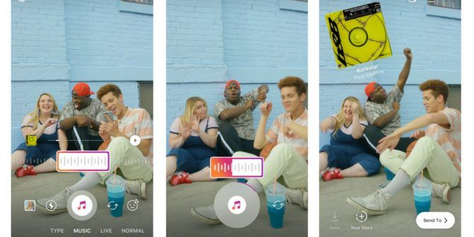 You Can Now Add Music to Instagram Stories