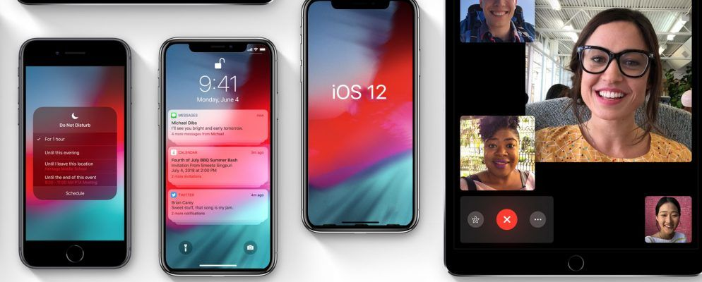 What's New in iOS 12? 9 Changes and Features to Check Out