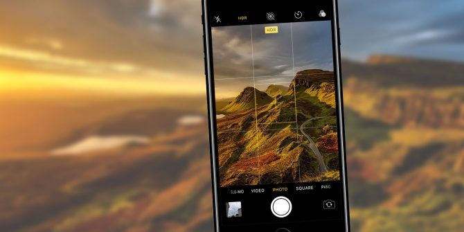How to Shoot in HDR on Your iPhone