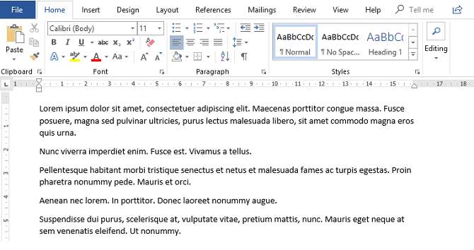 how to create a placeholder on word