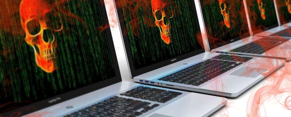 5 der berühmtesten Computerviren und ihre schrecklichen Auswirkungen