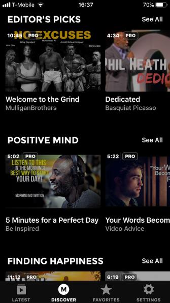 5 Motivations-Apps für das iPhone, damit Sie positiv denken