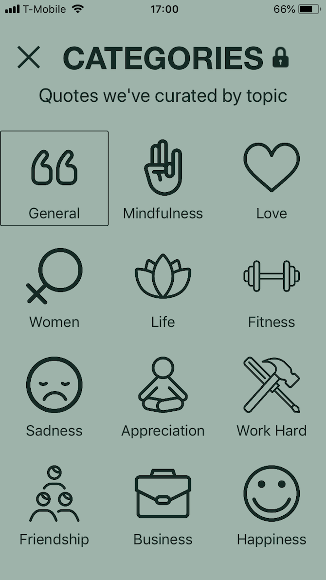5 Motivational Apps for iPhone to Help You Think Positive