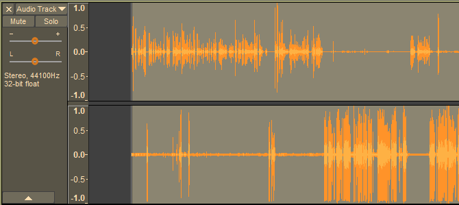 Remove vocals on old stereo tracks