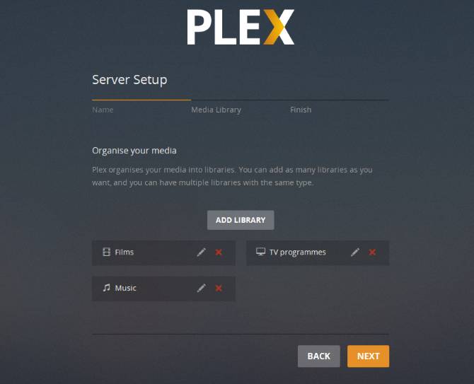 Run a Plex server on your Raspberry Pi