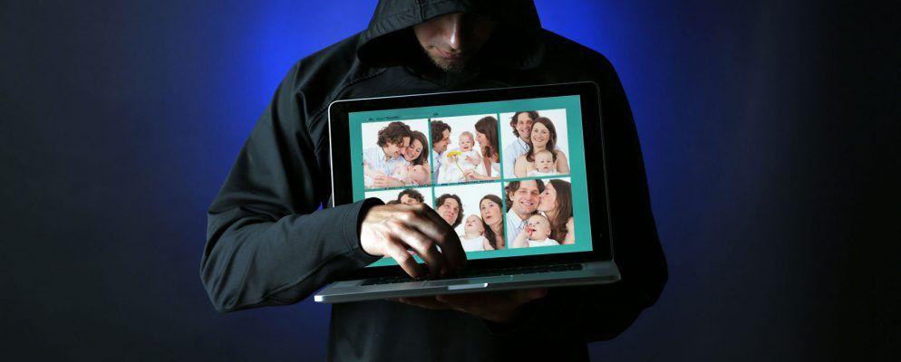 Online-Fotos und persönliche Privatsphäre: 4 Dinge zu überprüfen, bevor Sie