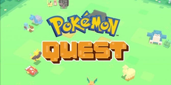 Pokemon Quest Is Now Available on Android and iOS