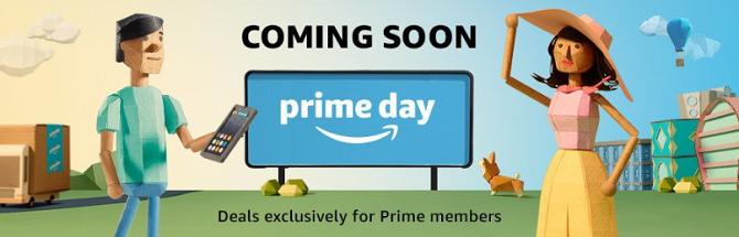 Amazon premijerni dan bannera